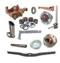 Tractor Front Spindle Parts