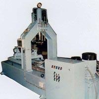 Rotor Bar Swaging Machine