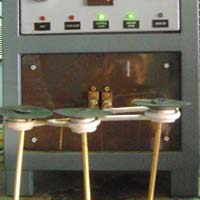 Induction Rubber Valve Reclaim Heating Machine