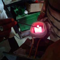 Induction Tool Brazing Machine