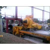 Hume Pipe Making Machine