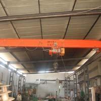 Single Girder Type Eot Crane