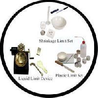 Atterberg Limit Testing Kit