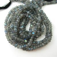 semi precious faceted stones
