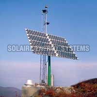 Solar Cathodic Protection System