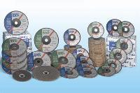Abrasive Wheel Grinding Semiflexible Discs