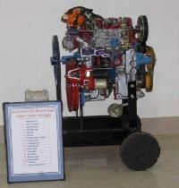 Auotmobile Engineering Laboratory Equipments