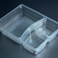 Disposable Compartment Trays