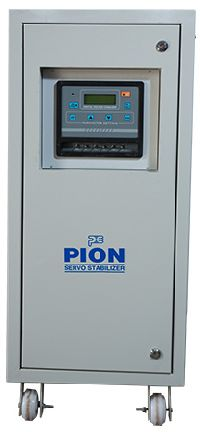 Phase Air Cooled Servo Controlled Voltage Stabilizer