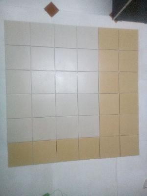 vitrified full body colours tiles.