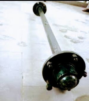 ADV Thresher Trailer Tanker Axle