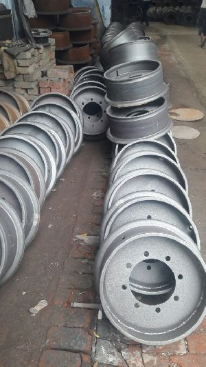Agriculture Trailer Wheels