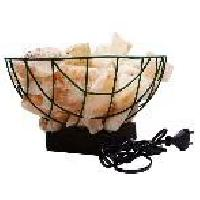 Iron Basket Himalayan Salt Lamps