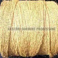 Three Ply Twisted Coir Yarn