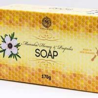 Manuka Honey And Propolis Soap