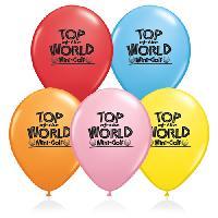 Translucent Fun Balloon