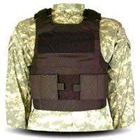 Low Visibility Carrier Vest
