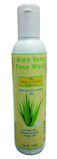 Hawaiian Aloe Face Wash