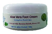 Hawaiian Aloe Vera Foot Cream