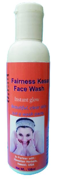Hawaiian Fairness Kesar Face Wash