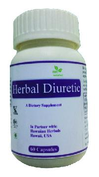 Hawaiian Herbal Diuretic Capsules