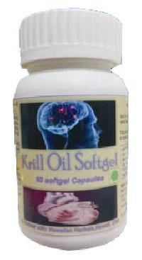HAWAIIAN KRILL OIL SOFTGELS