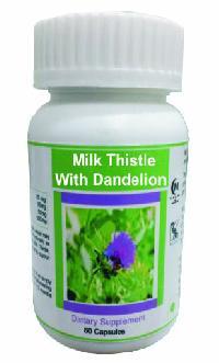Hawaiian Milk Thistle And Dandelion Capsule