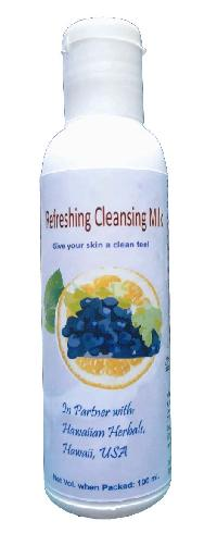 Hawaiian Refreshing Cleansing Milk Face Wash