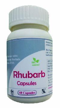 Hawaiian Rhubarb Herb Capsules
