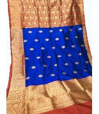 Katan Banarasi Sarees
