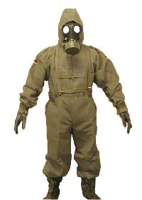 Chemical Safety Suits