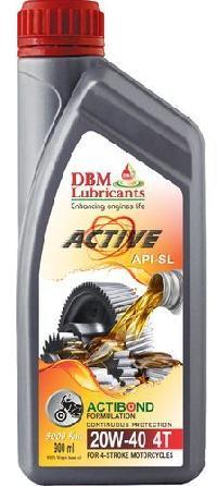 DBM Active Engine Oil