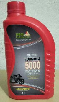 DBM Formula 5000 Super Engine Oil