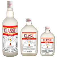 Clear Vodka