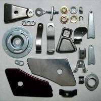 Pressed Sheet Metal Component