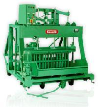 Hydraulic Block Making Machine