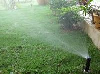 landscape irrigation systems