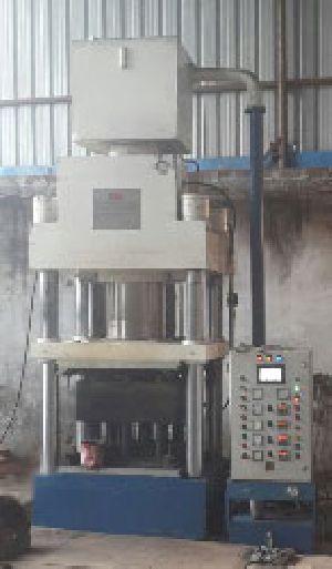 Hydraulic Brake Lining Press