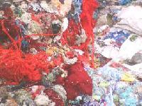Dyed Yarn Waste
