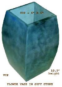 Soft Stone Flower Vase
