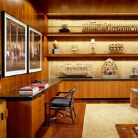 Wooden Interior Designing