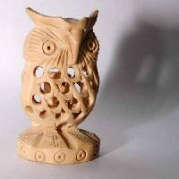 Wooden Owl  Il-0043
