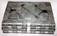 Metal Jewellery Box Il-0128a
