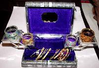 Metal Jewellery Box IL-0128c