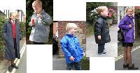 Boys Regular Rain Suit
