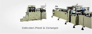 Extrusion Conveyor Machine