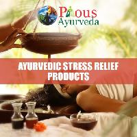 Ayurvedic Products for Stress Relief