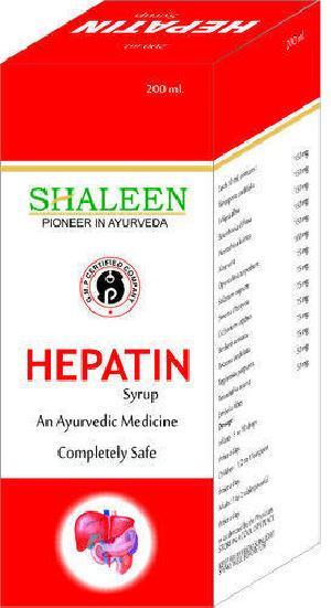Liver Tonics-hepatin Syrup