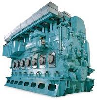 Generator Engine (Wartsila)