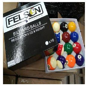Billiard Balls Aa Grade Felson